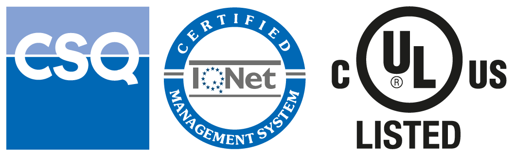 giovi srl - certificazioni | giovi.com